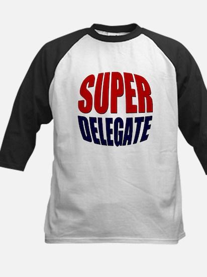 Super Delegate Kids Baseball Jersey