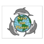 Save our Planet Small Poster