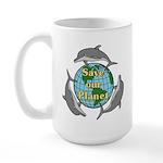 Save our Planet Large Mug
