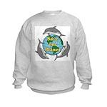 Save our Planet Kids Sweatshirt