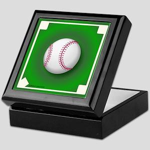 Baseball - Keepsake Box