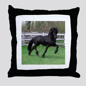 Baron*01 Throw Pillow