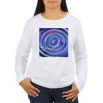 Abyss or a Doorway? Women's Long Sleeve T-Shirt