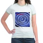 Abyss or a Doorway? Jr. Ringer T-Shirt