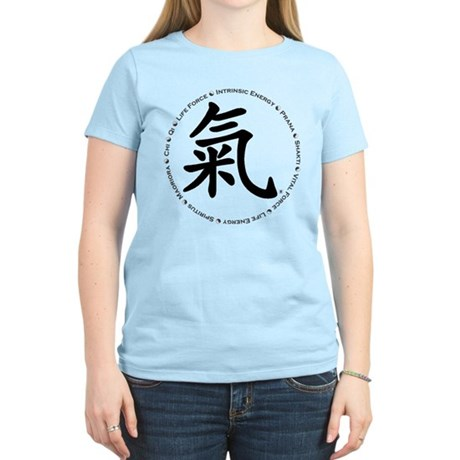 Encircled by Chi Women's Light T-Shirt
