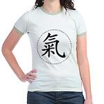 Encircled by Chi Jr. Ringer T-Shirt