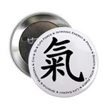 """Encircled by Chi 2.25"""" Button"""