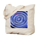 Abyss or a Doorway? Tote Bag