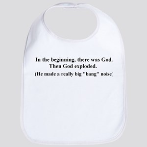 In the Beginning Bib