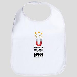 Great Idea Magnet Cy9a3 Baby Bib