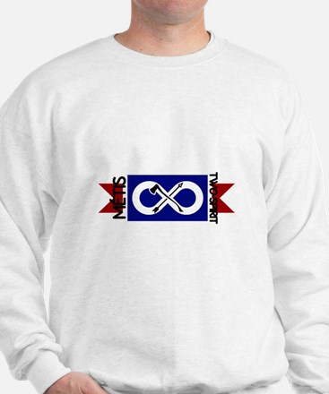 Metis Two Spirit Sweatshirt