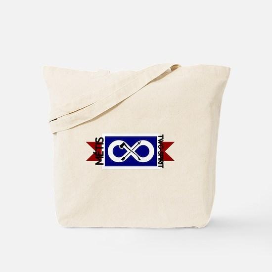 Metis Two Spirit Tote Bag