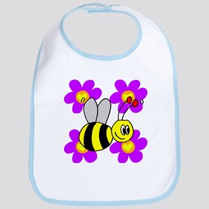Bumble Bees Bib