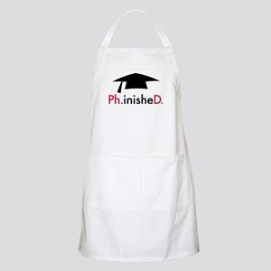 Phinished Light Apron