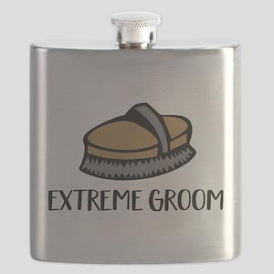 extrem groom Flask