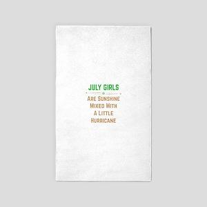 July Girls Area Rug