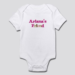 Ariana's Friend Infant Bodysuit