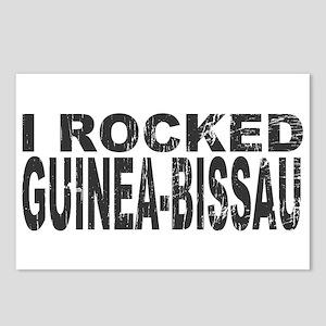 I Rocked Guinea-Bissau Postcards (Package of 8)
