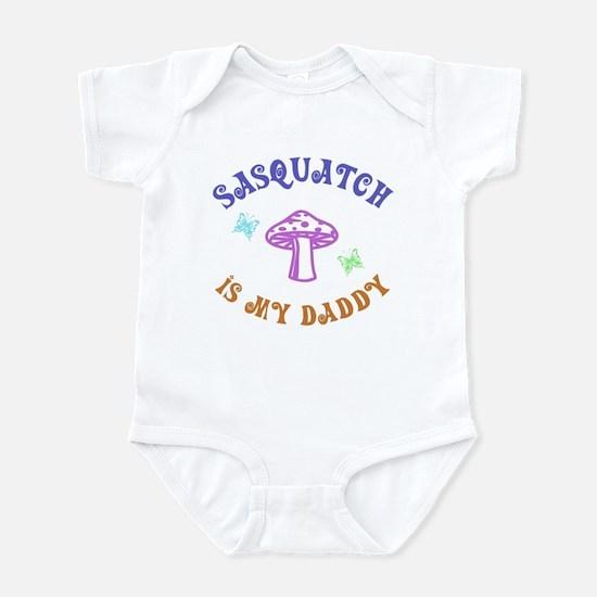 Sasquatch Infant Bodysuit