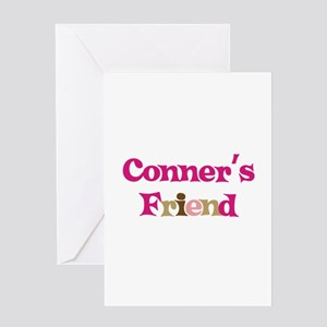Conner's Friend Greeting Card