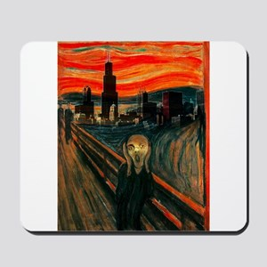 The Scream Series Mousepad