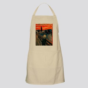 The Scream Series BBQ Apron