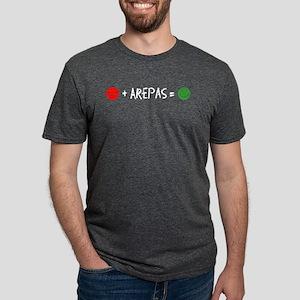 Plus Arepas Equals Happy T-Shirt