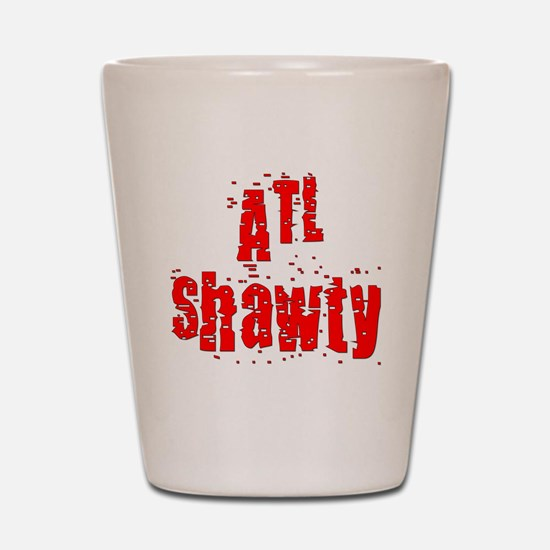 atl shawty - red1.png Shot Glass
