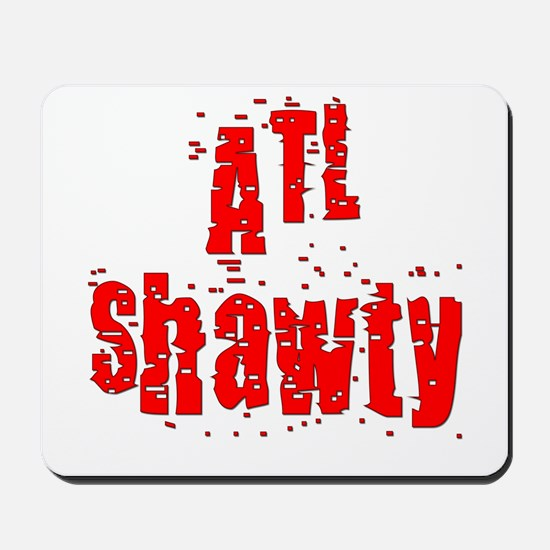 atl shawty - red1.png Mousepad