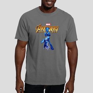 Avengers Infinity War Gr Mens Comfort Colors Shirt