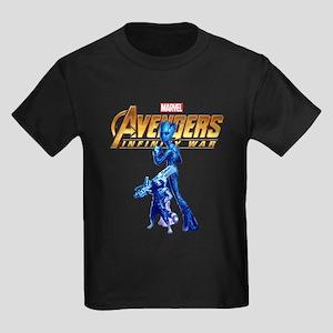 Avengers Infinity War Groot Kids Dark T-Shirt
