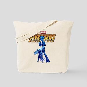 Avengers Infinity War Groot Tote Bag