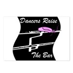Dancers Raise The Bar Postcards (Package of 8)