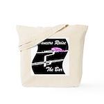 Dancers Raise The Bar Tote Bag