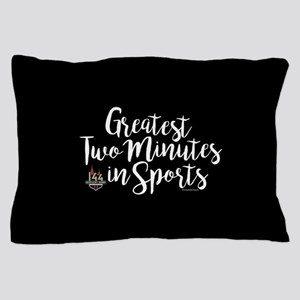 KY Derby 144 Greatest Two Minutes Pillow Case