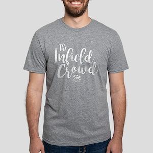 KY Derby 144 Infield Crowd Mens Tri-blend T-Shirt