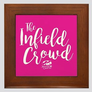 KY Derby 144 Infield Crowd Framed Tile
