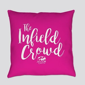KY Derby 144 Infield Crowd Everyday Pillow