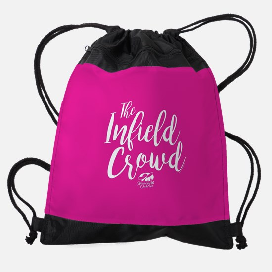 KY Derby 144 Infield Crowd Drawstring Bag