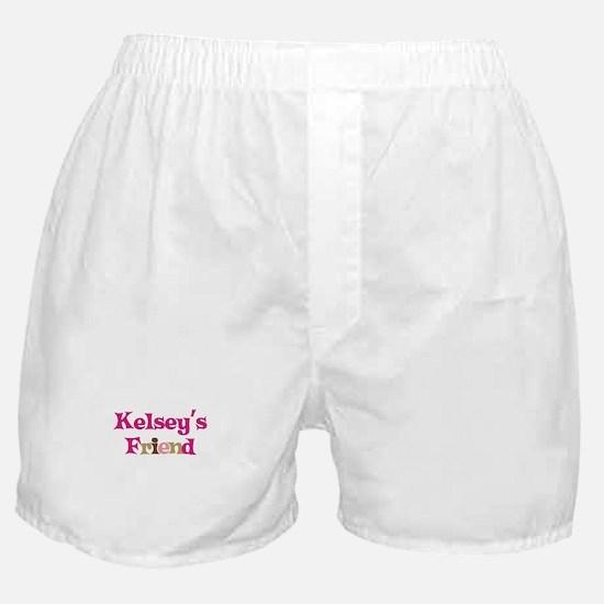 Kelsey's Friend Boxer Shorts