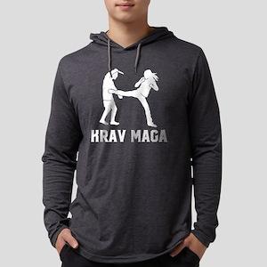 Krav Maga Israeli Martial Art Long Sleeve T-Shirt