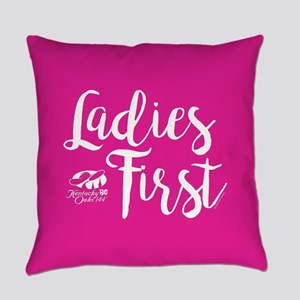 KY Derby 144 Ladies First Everyday Pillow