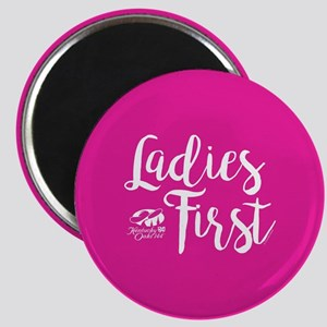 "KY Derby 144 Ladies First 2.25"" Magnet (10 pack)"