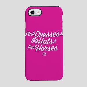 KY Derby 144 Pink Dresses Bi iPhone 8/7 Tough Case