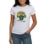 Leiva Family Crest Women's T-Shirt