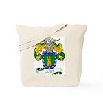Leiva Family Crest Tote Bag