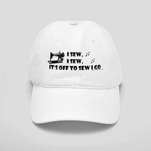 I Sew, I Sew Cap