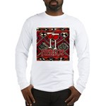 Wine Sign: Merlot Long Sleeve T-Shirt