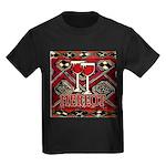 Wine Sign: Merlot Kids Dark T-Shirt