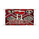 Wine Sign: Merlot Banner
